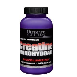 Sữa tăng sức mạnh 100% Micronized Creatine monohydrate (300gr) thumbnail