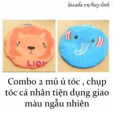 2 mũ ủ tóc cá nhân