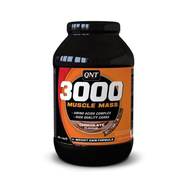 Thực phẩm bổ sung QNT 3000 Muscle Mass 4.5kg Chocolate - Expire: July 2020 HSD: Cuối Tháng 7, 2020 giá rẻ