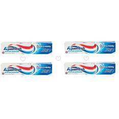Ôn Tập 4 Hộp Kem Đanh Răng Aquafresh Triple Protection Fresh Minty 100Ml Aquafresh Trong Vietnam