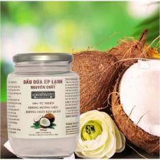 Giá Bán 500Ml Dầu Dừa Nguyen Chất Ep Lạnh Cực Thơm Kokoshis Mới Rẻ