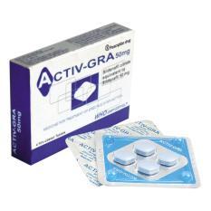 Hình ảnh Activ-Gra   Cường dương nam giới (4 viên/hộp)