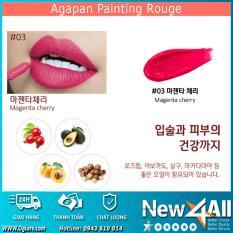 Bán Agapan 03 Son Tint Li Agapan Painting Rouge Lipstick Mau Số 3 Hồ Chí Minh