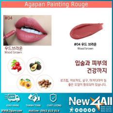 Giá Bán Rẻ Nhất Agapan 04 Son Kem Lỳ Agapan Painting Rouge Lipstick Mau Số 4