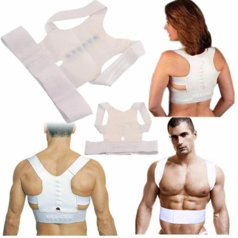 Áo chống gù lưng, điều chỉnh cột sống thông minh powe magnetic