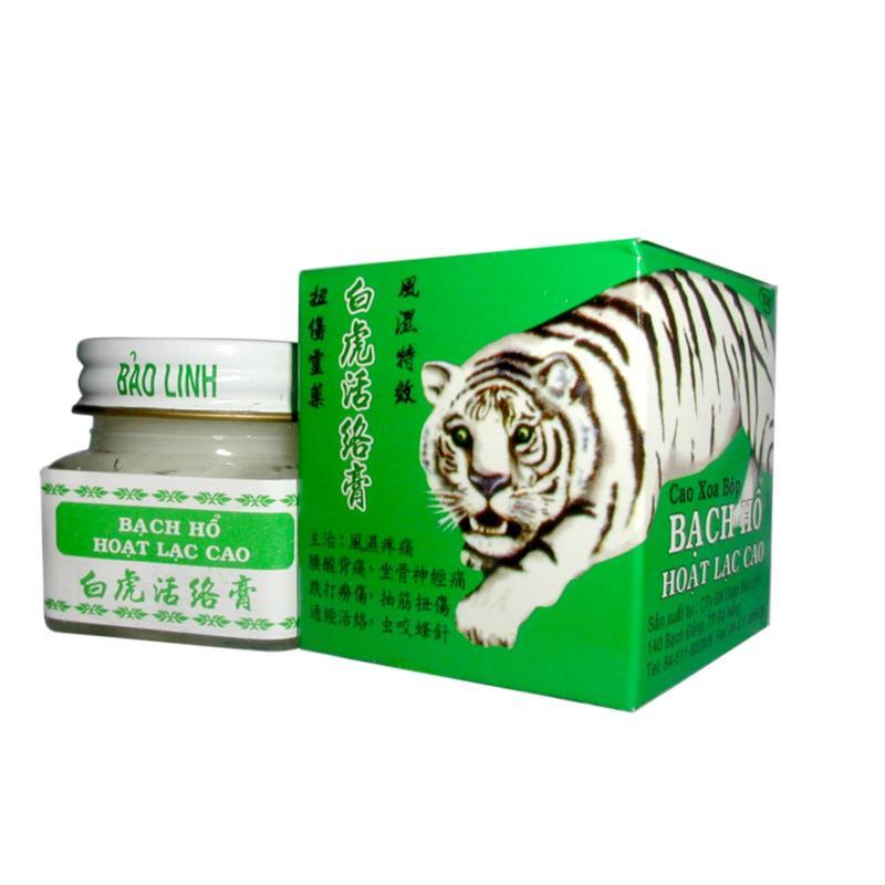 Bạch hổ Hoạt Lạc Cao 20g nhập khẩu