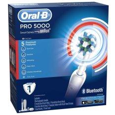 Bán Ban Chải Đanh Răng Điện Oral B Pro 5000 Smartseries Nguyên