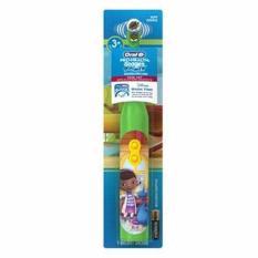 Bán Ban Chải Đanh Răng Dung Pin Trẻ Em Oral B Pro Health Battery Toothbrush Xanh La Nhạt Oral B
