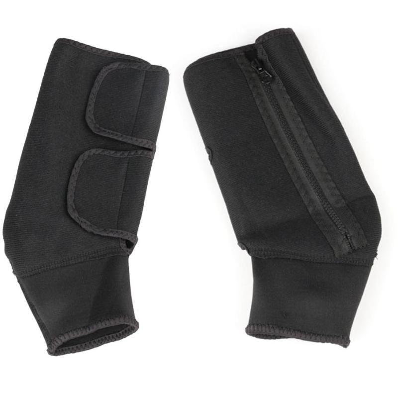 Băng bảo vệ cổ chân thông minh dễ dàng điều chỉnh kích thước thuận tiện (Đen) tốt nhất