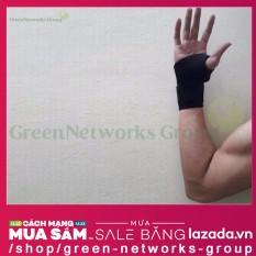 Hình ảnh Băng bảo vệ cổ tay (Đen)