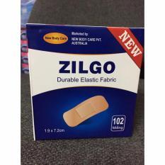 Băng cá nhân Zilgo 102 miếng dán