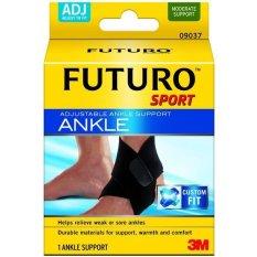Băng hỗ trợ điều chỉnh mắt cá chân thể thao 3M Futuro Adjustable Ankle Support 09037