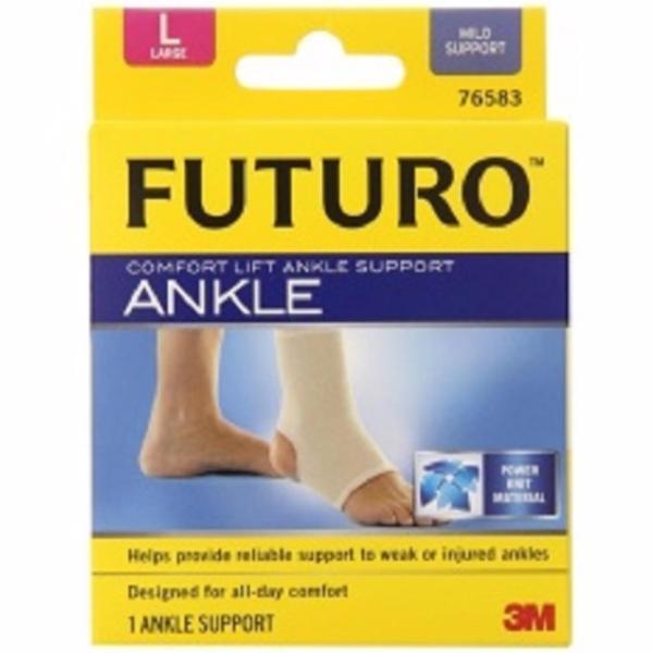 Băng hỗ trợ mắt cá chân Futuro 3M 76583, Size L màu be cao cấp