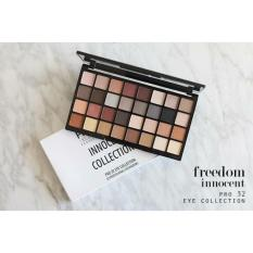 Bán Bảng Mắt Freedom Makeup Pro Eyeshadow Innocent Bill Anh Rẻ