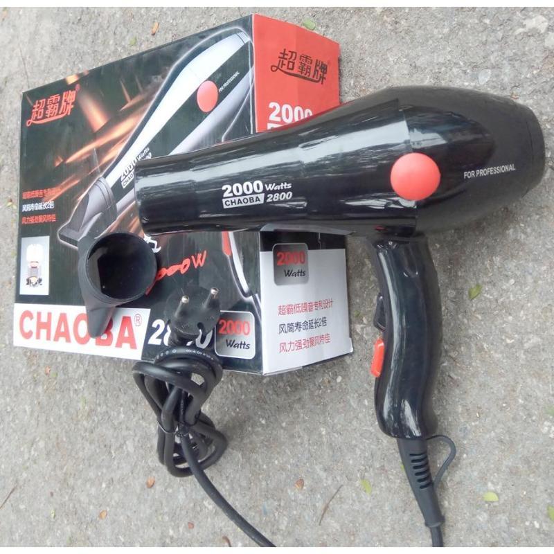 Bảo hành 12 tháng Máy sấy tóc cao cấp Chaoba 2800 2000w