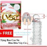 Giá Bán Bcs21 Lovetoys Bao Cao Su Sagami Xtreme Strawberry Tặng Bao Cao Su Đon Den Gan Gai Bi Vảy Ca Có Thương Hiệu