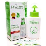 Giá Bán Binh Rửa Mũi Dr Green Kem 10 Goi Muối Nha Đam Trong Đà Nẵng