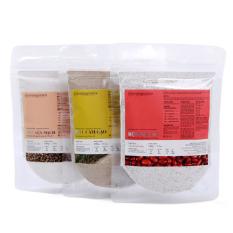 Hình ảnh Bộ 1 bột cám gạo 100g + 1 bột yến mạch 100g + 1 bột đậu đỏ 100g