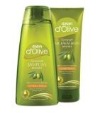Bộ 1 Dầu Gội Va 1 Dầu Xả Oliu Cho Toc Kho Va Hư Tổn Dalan D Olive Nutrition Repairing Care Mới Nhất