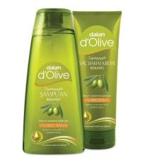 Giá Bán Bộ 1 Dầu Gội Va 1 Dầu Xả Oliu Cho Toc Kho Va Hư Tổn Dalan D Olive Nutrition Repairing Care Nguyên