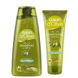 Bán Bộ 1 Dầu Gội Va 1 Dầu Xả Oliu Cho Toc Mỏng Va Yếu Dalan D Olive Nutrition Volumizing Hang Chinh Hang Nhập Khẩu