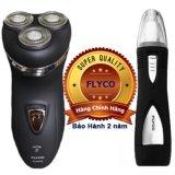 Mua Bộ 1 May Cạo Rau Flyco Fs 330Vn Va 1 May Tỉa Long Mũi Fs7805Vn Rẻ