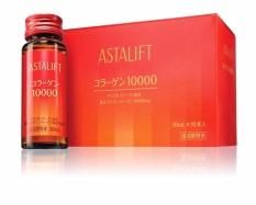 Bán Bộ 10 Chai Nước Uống Collagen Astalift Collagen Drink 10000 10 X 30Ml Có Thương Hiệu Rẻ
