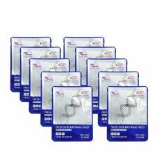 Giá Bán Bộ 10 Goi Mặt Nạ Dưỡng Trắng Da Mềm Mượt Chiết Xuất Ngọc Trai 3W Clinic Fresh Syn Ake Mask Sheet 23Ml X10 Trực Tuyến