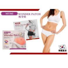 Hình ảnh Bộ 15 miếng dán tan mỡ bụng hàn quốc mymi wonder patch (3 Hộp)