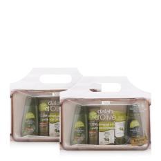 Bán Bộ 2 Bộ Kit Du Lịch Dalan D Olive Travel Kit Rẻ