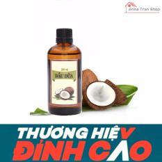Giá Bán Bộ 2 Chai Dầu Dừa Nguyen Chất 100Ml 2 X 100Ml Rẻ