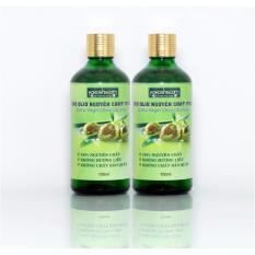 Ôn Tập Bộ 2 Dầu Oliu Nguyen Chất Ep Lạnh Sieu Đậm Đặc Kokoshis Extra Olive Virgin Oil Mới Nhất