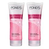 Bán Bộ 2 Gel Rửa Mặt Dưỡng Trắng Da Pond S White Beauty Pearl Cleansing Gel 100G X 2 Pond S Rẻ