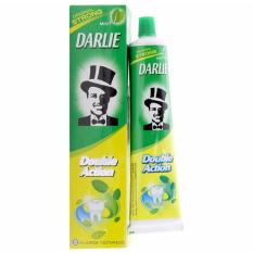 Giá Bán Bộ 2 Hộp Kem Đanh Răng Darlie Double Action 225G Hộp Nguyên