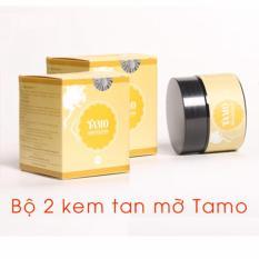 Bộ 2 hộp kem tan mỡ hữu cơ Tamo 50gram