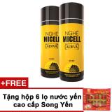 Bộ 2 Hộp Nghệ Micell Adiva 30 Vien Tặng Hộp 6 Lọ Nước Yến Song Yến Adiva Chiết Khấu 30