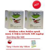 Bán Mua Bộ 2 Hộp Tra Thảo Mộc Giảm Can Vy Tea Chinh Hang 30 Goi X 30G Tặng Thước Day 150Cm Hồ Chí Minh