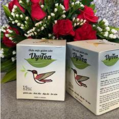 Hình ảnh Bộ 2 hộp trà thảo mộc giảm cân Vy & Tea (liệu trình 30 ngày) - HÀNG CHÍNH HÃNG + Tặng thước dây 150cm