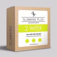 Bộ 2 hộp viên giảm cân Slimming Plus (Liệu trình 28 ngày) - an toàn, hiệu quả nhập khẩu