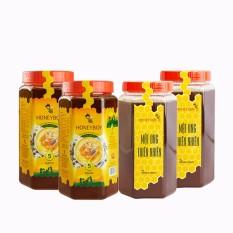 Cửa Hàng Bộ 2 Mật Ong Thien Nhien 5 Sạch Honeyboy 1Kg Va Bộ 2 Mật Ong Thien Nhien Honeyboy 1 Kg Honeyboy Hồ Chí Minh