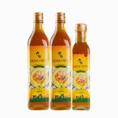Giá Bán Bộ 2 Mật Ong Thien Nhien 5 Sạch Honeyboy 500Ml Va Mật Ong Thien Nhien 5 Sạch Honeyboy 250Ml Honeyboy Trực Tuyến