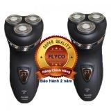 Bộ 2 May Cạo Rau Flyco Fs330Vn 3 Lưỡi Dao Đen Flyco Rẻ Trong Hồ Chí Minh