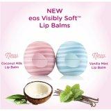 Bán Bộ 2 Son Trứng Dưỡng Moi Eos Visibly Soft Lip Balm 7G Vanilla Mint Coconut Milk Hồ Chí Minh Rẻ