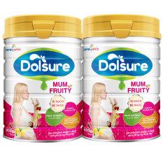 Bộ 2 Sữa Dolsure Mum Fruity 900Gr Chiết Khấu Hồ Chí Minh