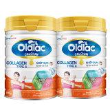Giá Bán Bộ 2 Sữa Oldlac Calcium Type Ii 19 45 900Gr Tốt Nhất