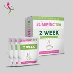 Bộ 2 Trà Thảo Mộc Giảm Cân Slimming Tea (Liệu Trình 28 Ngày)