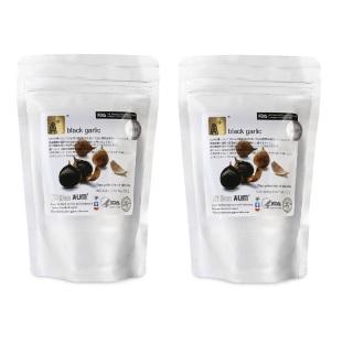 Bộ 2 túi tỏi đen cô đơn nguyên vỏ giải độc gan x 125g thumbnail