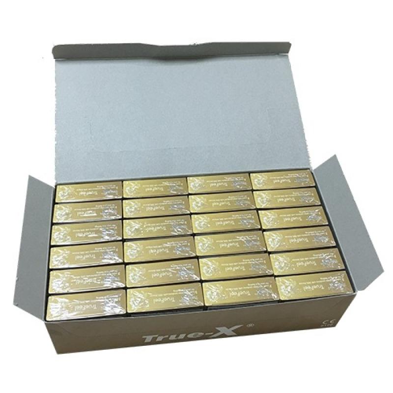 Bộ 24 hộp bao cao su True-X TrueFeel cao cấp