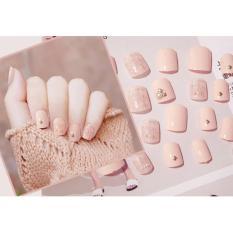 Hình ảnh Bộ 24 móng tay nail và keo kiểu dáng sang chảnh s58