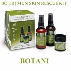 Bộ 3 bước đặc trị mụn - Skin Rescue Kit